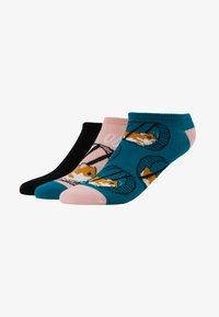 Wild Feet - HAMSTER TRAINER SOCKS 3 PACK - Sokker - multi - 1