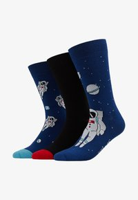Wild Feet - SPACE SOCKS 3 PACK - Chaussettes - multi-coloured - 1