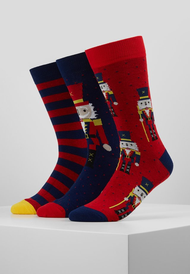 NUTCRACKER SOCKS 3 PACK - Socks - multi
