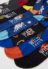 Wild Feet - WILD FEET GIFT BOX 7 PACK - Skarpety - multi - 3