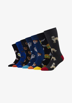 WILD FEET GIFT BOX 7 PACK - Socks - multi