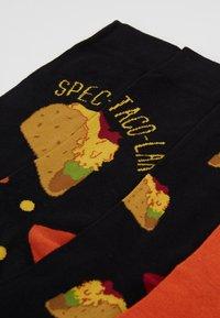 Wild Feet - TACO SOCKS  3 PACK - Skarpety - multi-coloured - 2