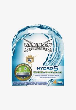 HYDRO 5 GROOMER / POWER SELECT BLADES 4PCS - Maszynka do golenia - -