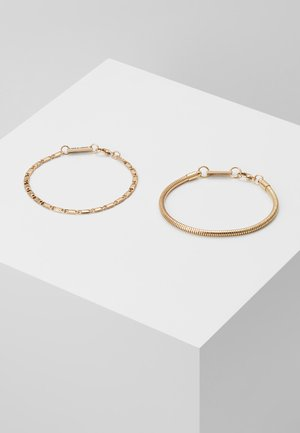 JACK THE LAD COMBO 2 PACK - Armband - antique gold