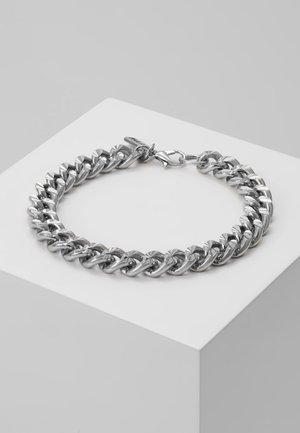 FEARLESS BRACELET - Armband - silver