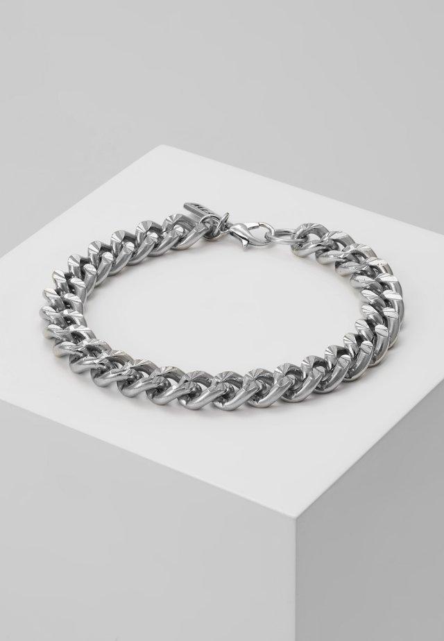 FEARLESS BRACELET - Rannekoru - silver