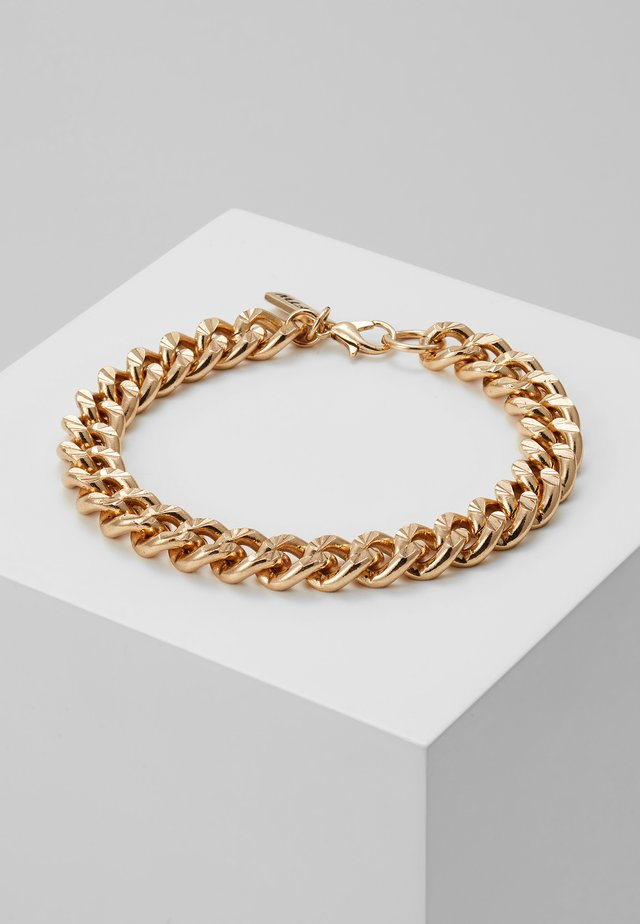FEARLESS BRACELET - Armband - gold-coloured