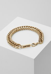 Wild For The Weekend - HEAVY LINK BRACELET - Armbånd - gold-coloured - 2