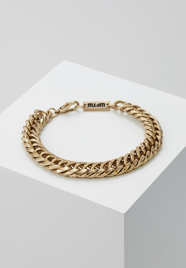 HEAVY LINK BRACELET - Bransoletka - gold-coloured