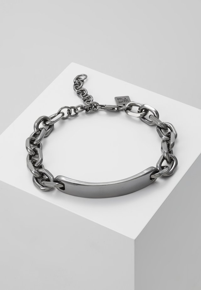 BREAK ENTER CHAIN BRACELET - Bransoletka - gunmetal