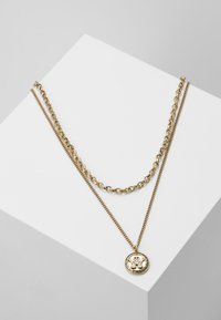 Wild For The Weekend - IN WFTW WE TRUST LAYERED NECKLACE - Kaulakoru - gold-coloured - 0