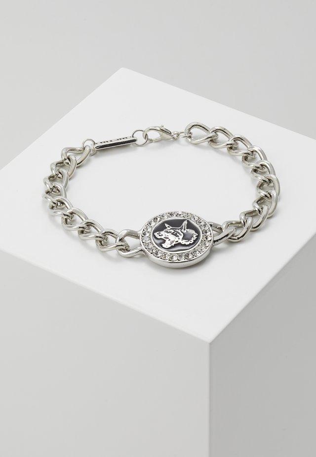 DOBERMAN BRACELET - Bracelet - silver-coloured