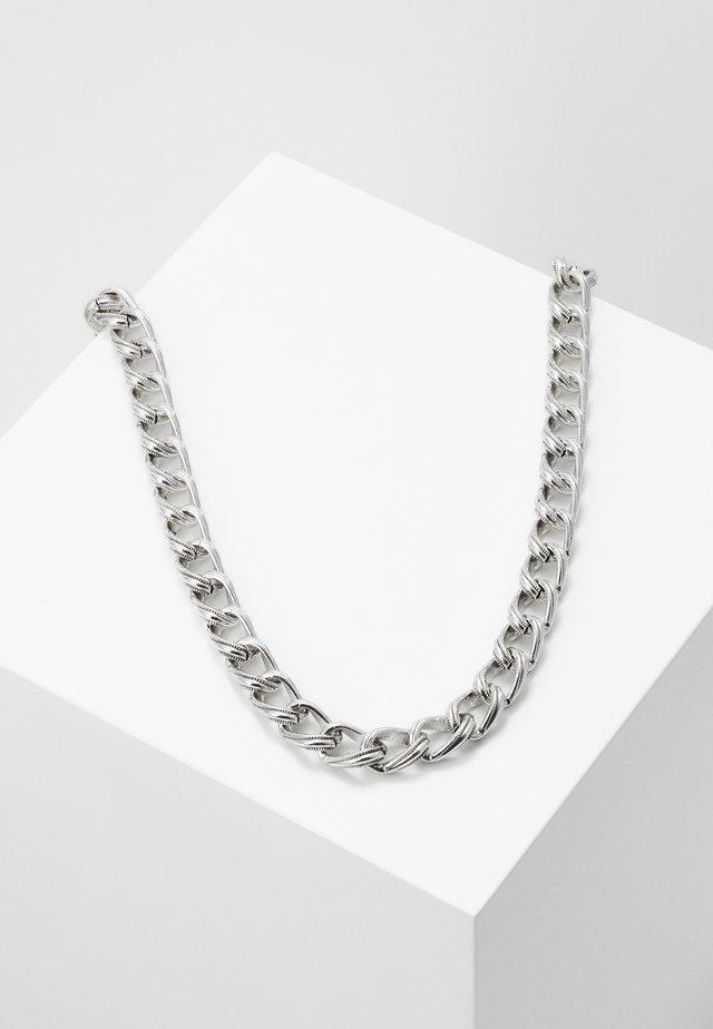 FREMONT NECKLACE - Náhrdelník - silver-coloured