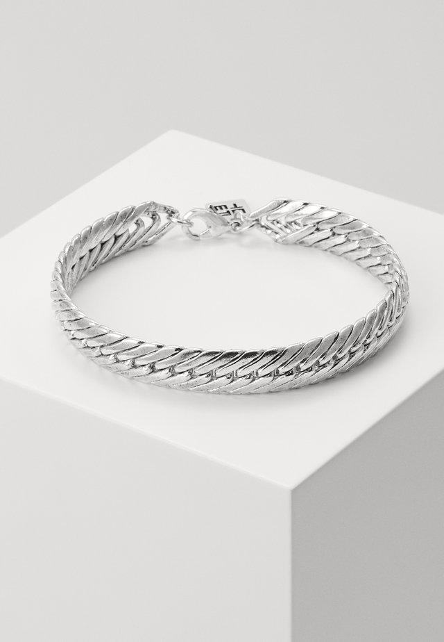 FRANKLIN BRACELET - Armbånd - silver-coloured