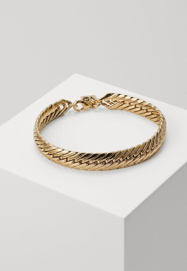 FRANKLIN BRACELET - Armbånd - gold-coloured