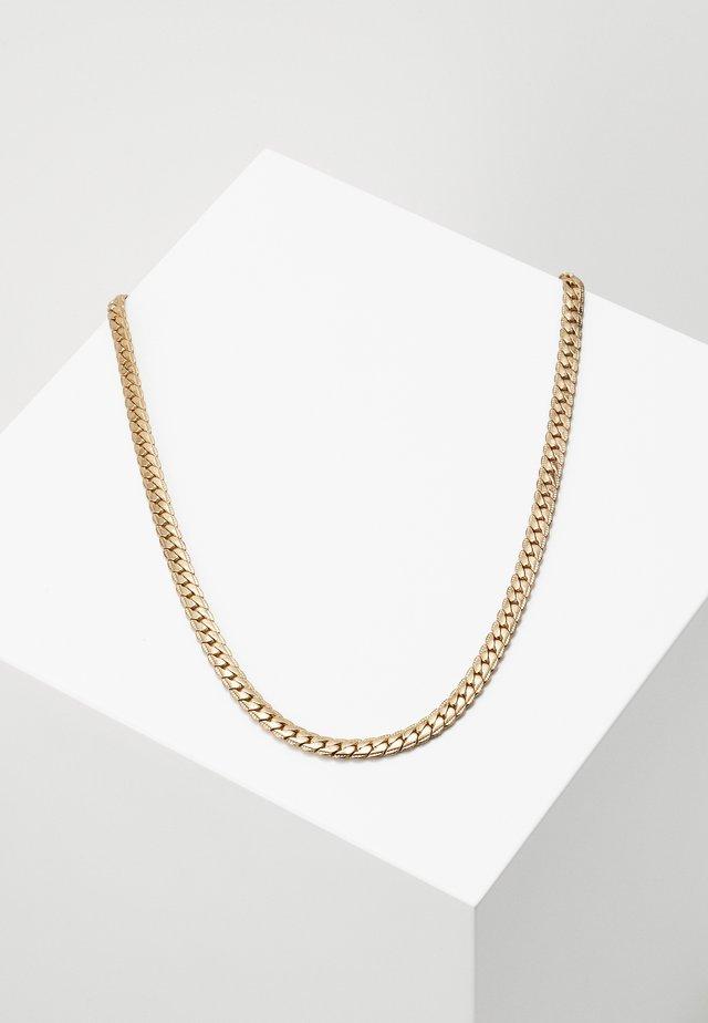 ASHLAND NECKLACE - Smykke - gold-coloured