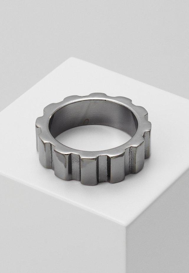 COG - Ringar - gunmetal