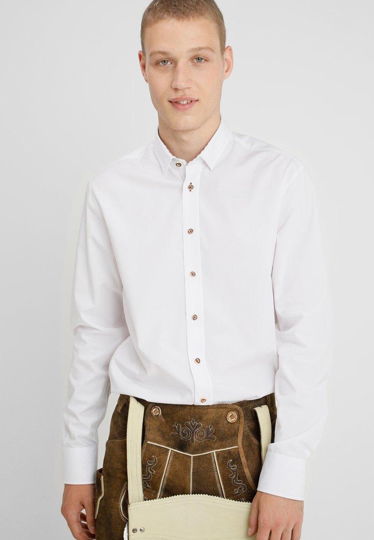 Wiesnkönig - NILS - Hemd - weiß