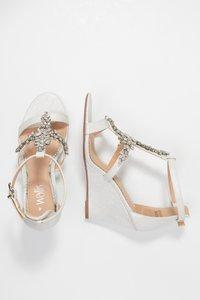 Wallis - SINGING - High heeled sandals - white - 3