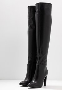 Wallis - PINOT - High heeled boots - black