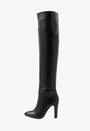 PINOT - Stivali con i tacchi - black