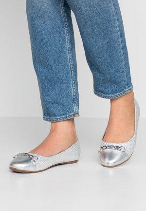 BELLE - Ballerina - silver