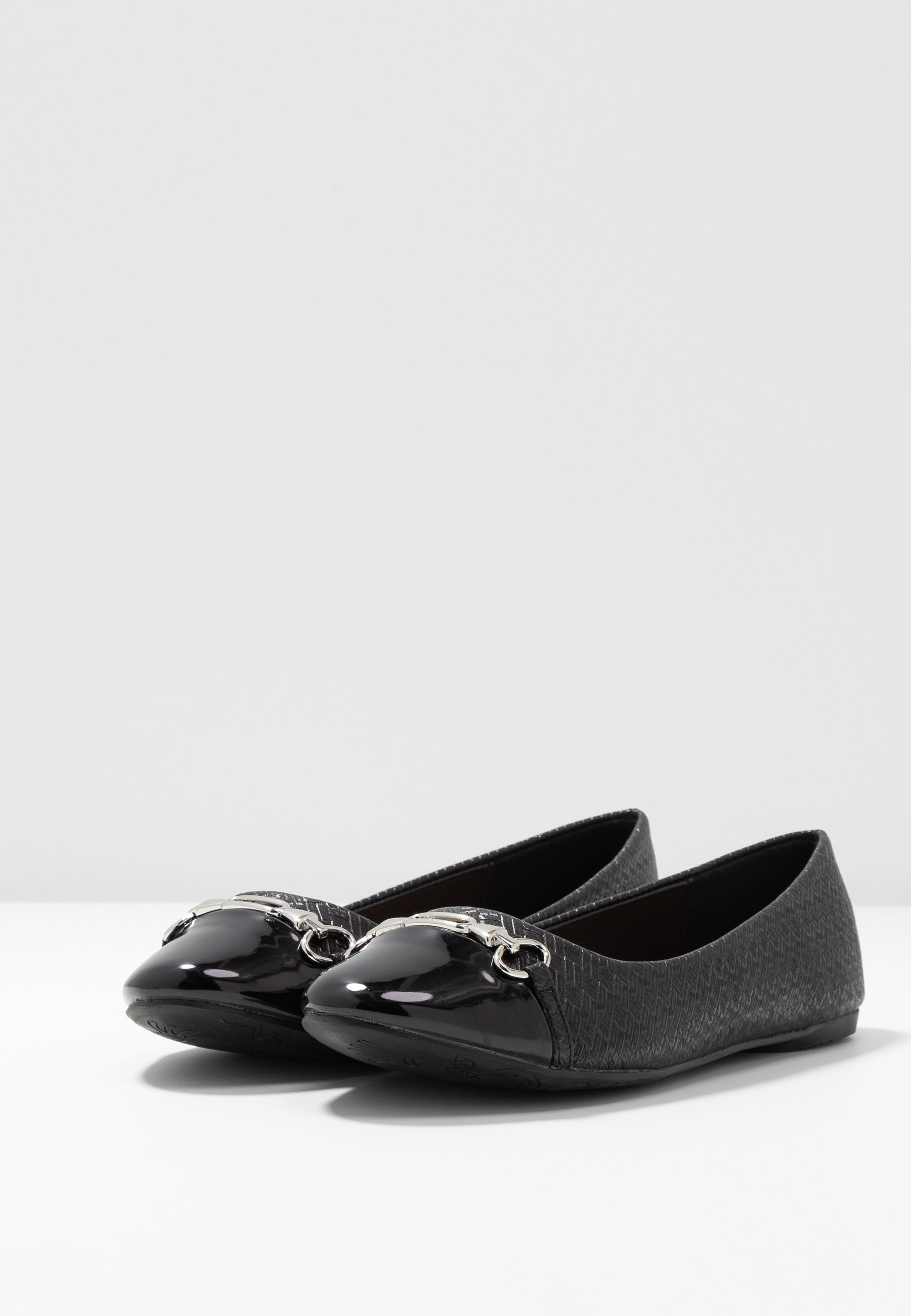 Wallis BELLE - Ballerinaskor - black