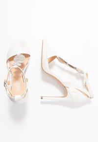 Wallis - SNOWDROP - High heeled sandals - white - 3