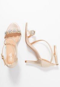 Wallis - SANTIAGO - High heeled sandals - gold shimmer - 3