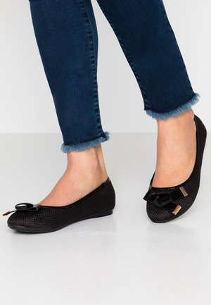 BRUNCHIE - Ballet pumps - black