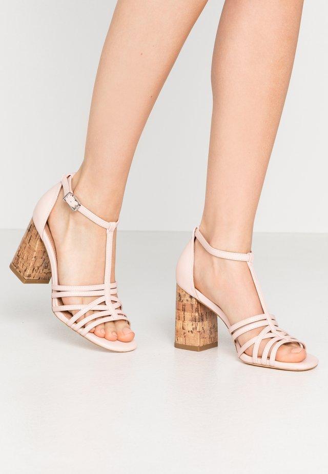 STARSTRUCK - Sandaletter - blush