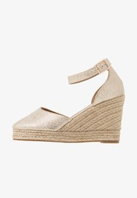 Wallis - SALTASH - High heels - gold - 1