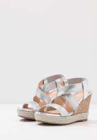 Wallis - SURI - High heeled sandals - silver - 4