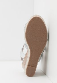 Wallis - SURI - High heeled sandals - silver - 6