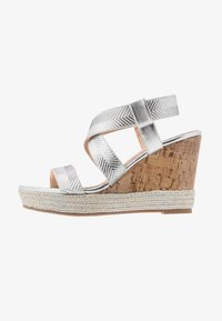 Wallis - SURI - High heeled sandals - silver - 1