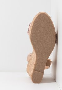 Wallis - SHAYLA - High heeled sandals - rose gold - 6