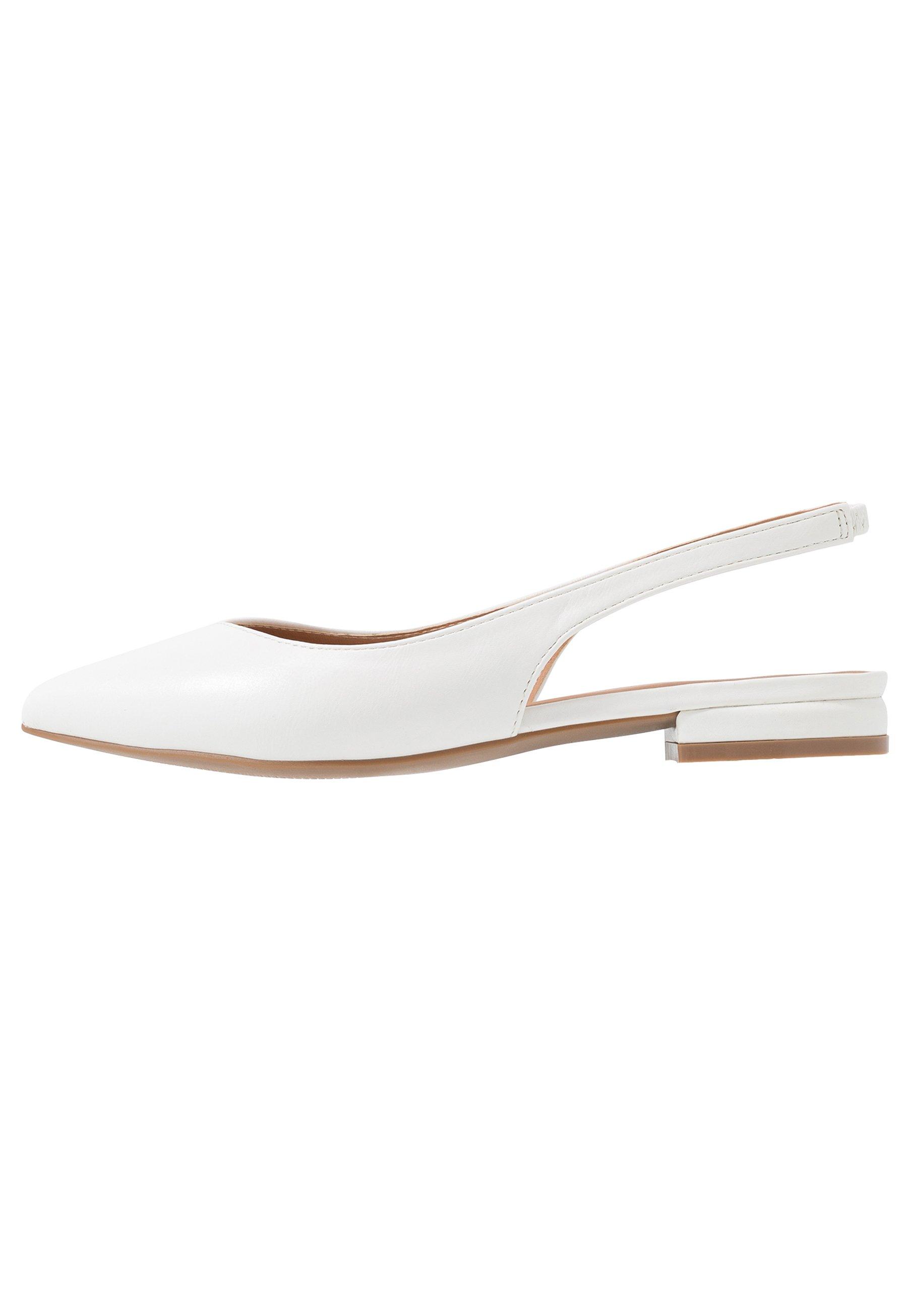 Wallis BAY - Baleriny - white