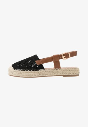 BLOSSOM - Loafers - black