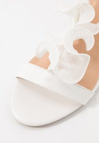 Wallis - PETAL - High heeled sandals - white - 2