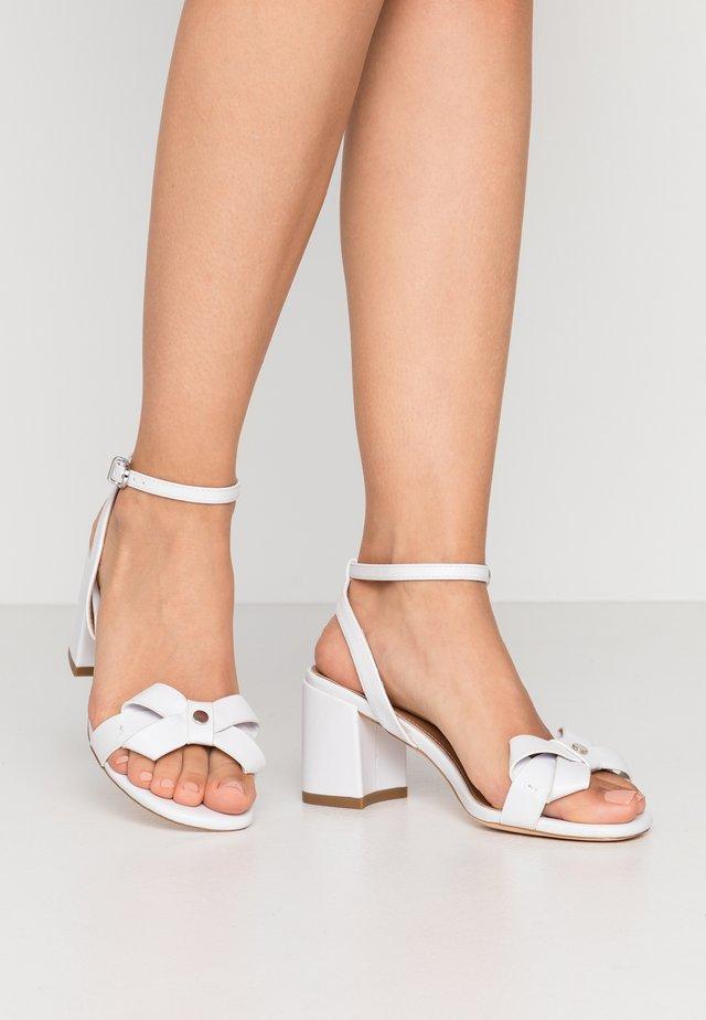 SEVILLE - Sandals - white