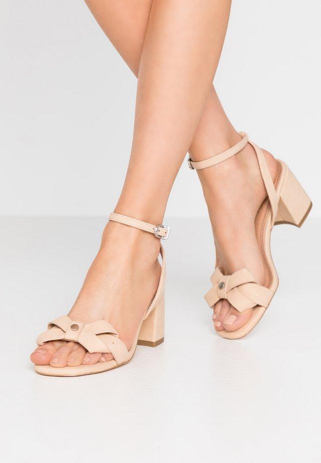 SEVILLE - Sandals - nude