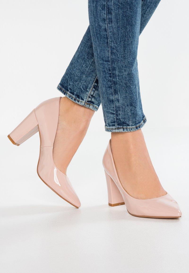 Wallis - CINDER - High heels - blush