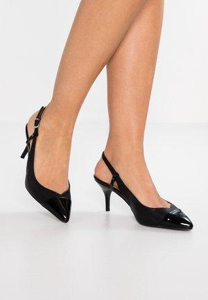 CAMMIE - Classic heels - black