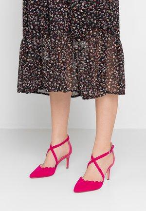 CARTWHEEL - Classic heels - pink