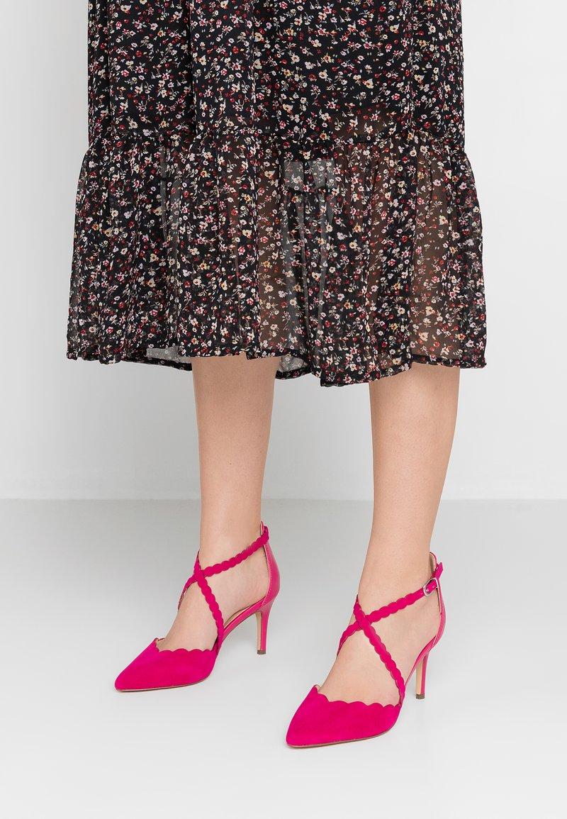 Wallis - CARTWHEEL - Tacones - pink
