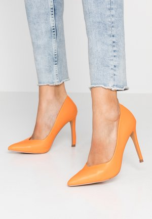 PICASSO - Hoge hakken - orange