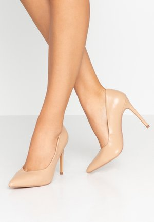 PICASSO - Høye hæler - nude