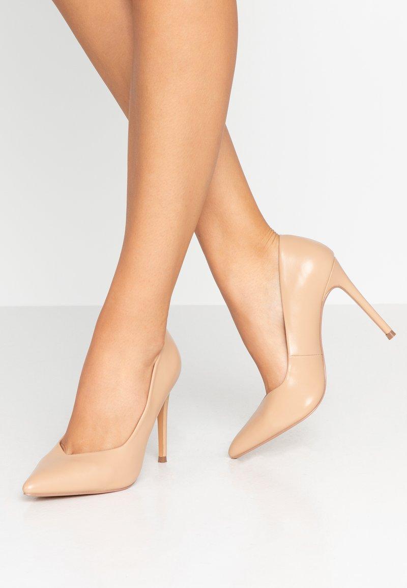 Wallis - PICASSO - Zapatos altos - nude