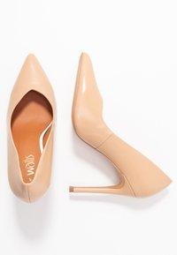 Wallis - PICASSO - Zapatos altos - nude - 3