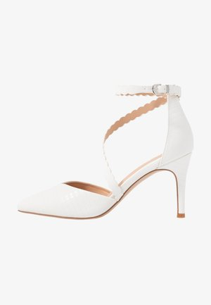 CINDERS - Pumps - white